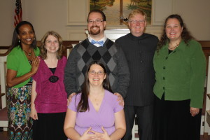 Kimberly Miller ordination