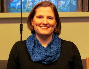 Brittany Riddle is Minister to Adults at Vinton Baptist Church in Vinton, Virginia