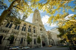 The Riverside Church in NYC_Exterior