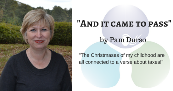 """And it came to pass"" by Pam Durso"