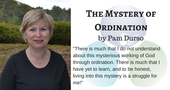 The Mystery of Ordination by Pam Durso