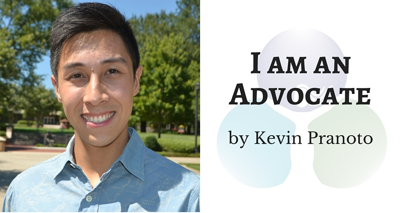 I am an Advocate by Kevin Pranoto
