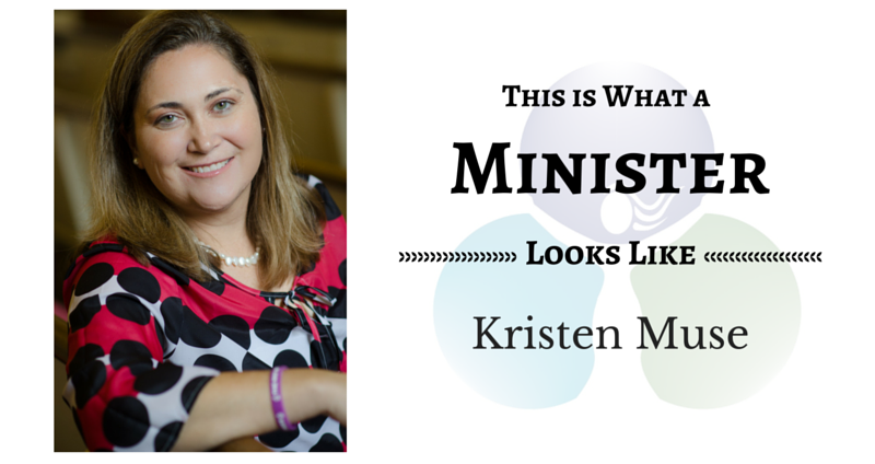 This is What a Minister Looks Like: Kristen Muse