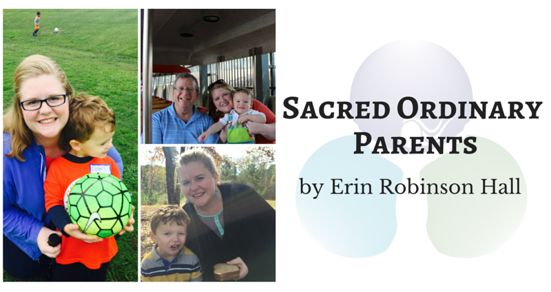 Sacred Ordinary Parents by Erin Robinson Hall
