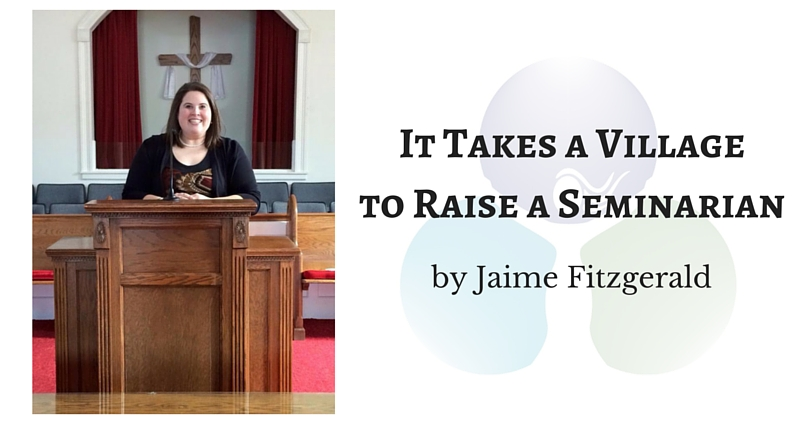 It Takes a Village to Raise a Seminarian by Jaime Fitzgerald