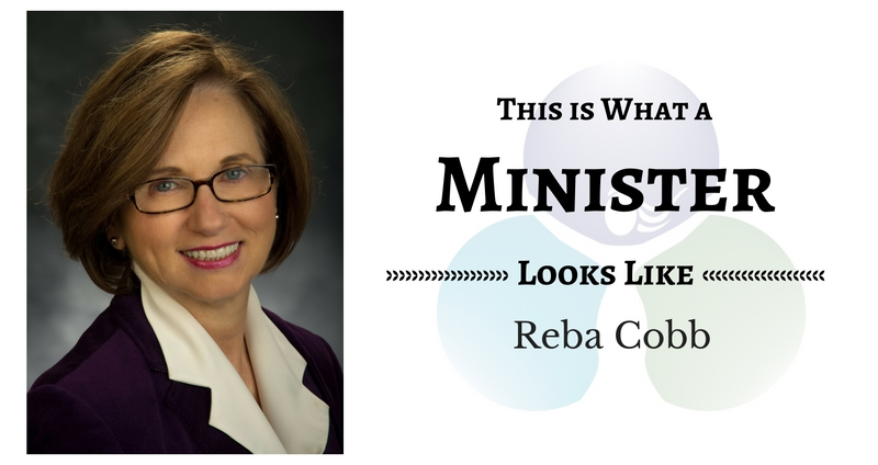 THIS IS WHAT A MINISTER LOOKS LIKE: Reba Cobb