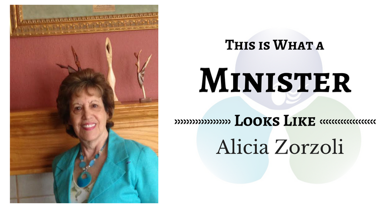 THIS IS WHAT A MINISTER LOOKS LIKE: Alicia Zorzoli