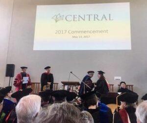 Central graduation