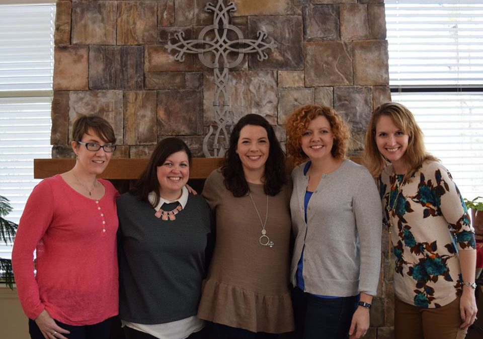 Stronger Together:  A Mentoring Reflection by Erica Whitaker