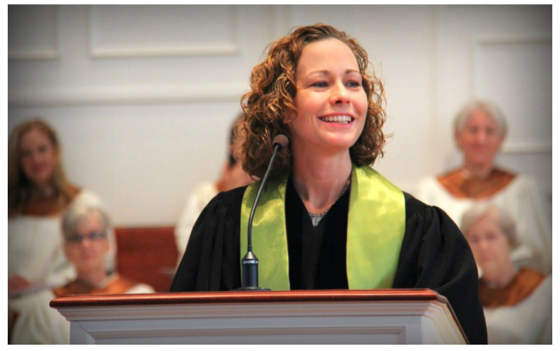 THIS IS WHAT A MINISTER LOOKS LIKE: Amy Grizzle Kane
